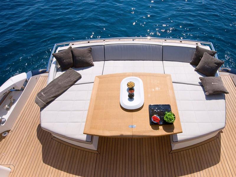 Waterproof PVC Soft Deck