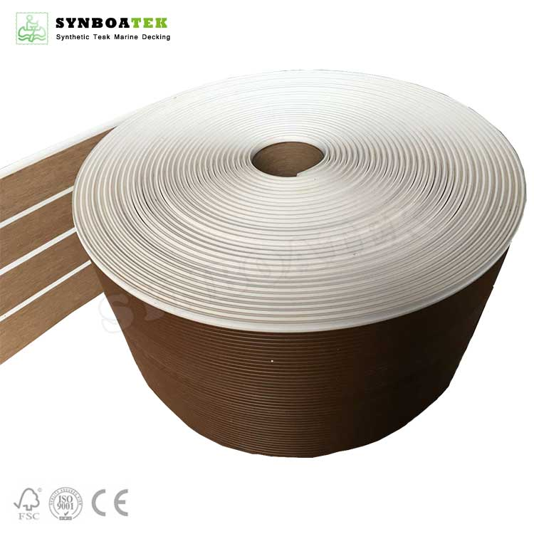 QZ-STW Waterproof PVC Soft Boat Deck